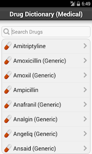 Medical Drugs Guide Dictionary App Latest Version  Download For Android 1