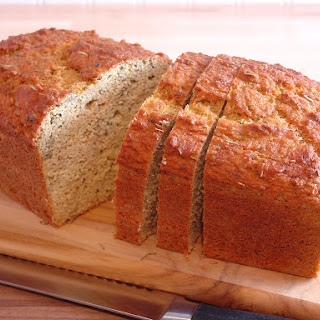 Golden Flax Seed Bread with Rosemary Sage & Thyme