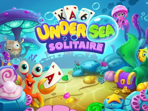 Undersea Solitaire Tripeaks screenshots 14