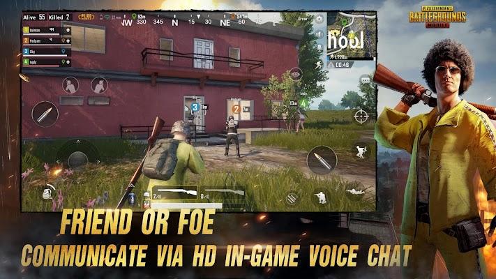 PUBG Mobile- screenshot