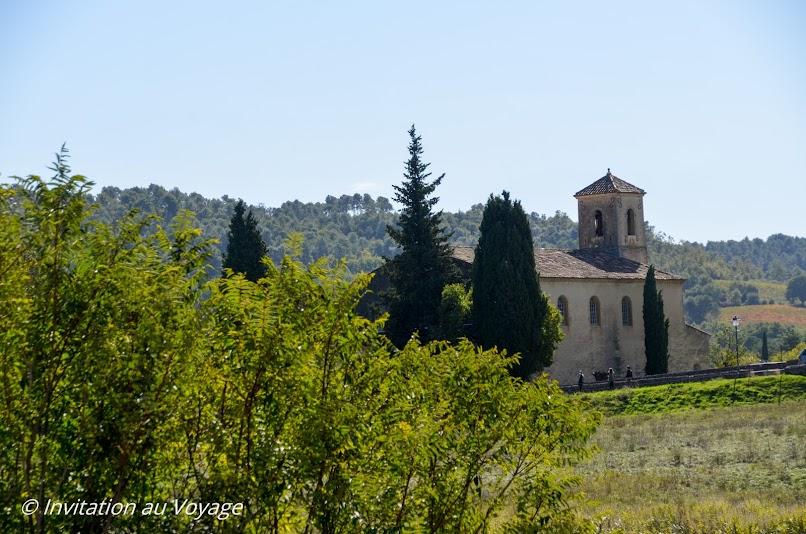 Lauris-Lourmarin, Temple de Lourmarin