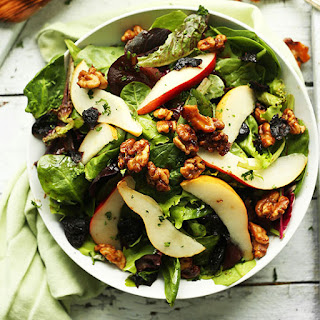 Salad With Dried Cherries And Walnuts Recipes