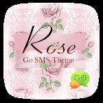 (FREE) GO SMS PRO ROSE THEME 3.1.2 Apk