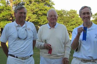Photo: Winners: Ware (3), Ed R. (2), Ed G. (1)