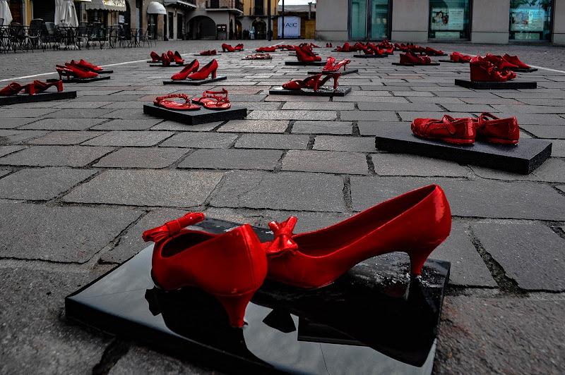 rosso pungente ed intenso di kaos