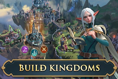 Mobile Royale MMORPG – Build a Strategy for Battle 1.20.0 3