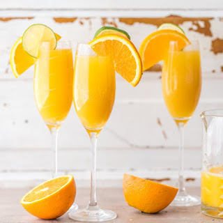 Moscow Mule Mimosas