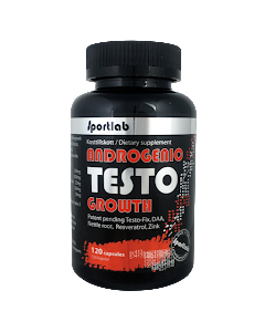 Testo Growth, 120 Kapslar
