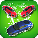 Tap Car Merger: Idle Clicker icon