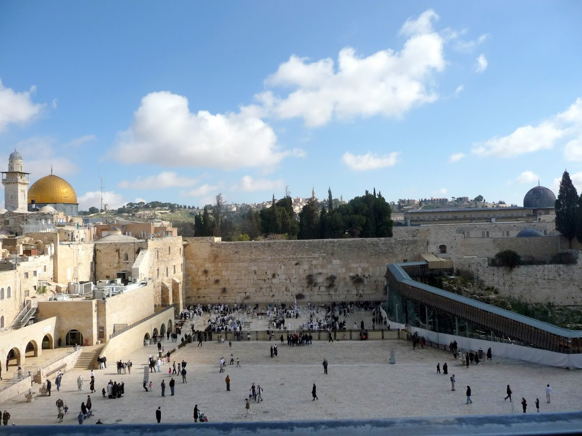 Travel to Israel - Jerusalem. The Western Wall has been a site for Jewish prayer and pilgrimage for centuries, the earliest source mentioning Jewish attachment to the site dating from the 4th century.