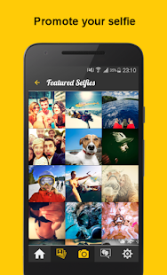 Selfielicious- screenshot thumbnail