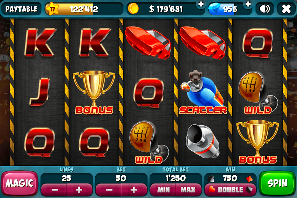 Speed Club Slots - Play Online Slot Machines for Free