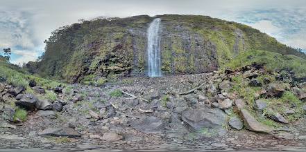 Photo: Waimoku falls