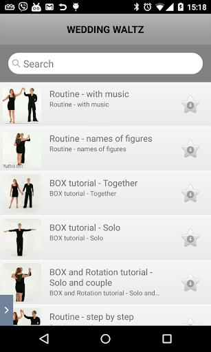 Waltz - dance lesson  screenshots 1
