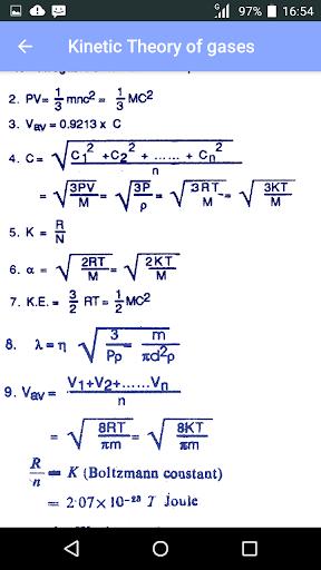 Chemistry Formula 1.3 screenshots 2