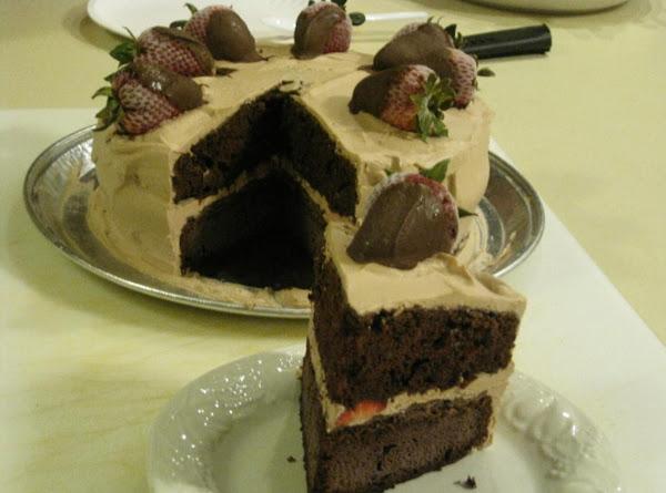 Chocolate Hazelnut Supreme Cake Recipe