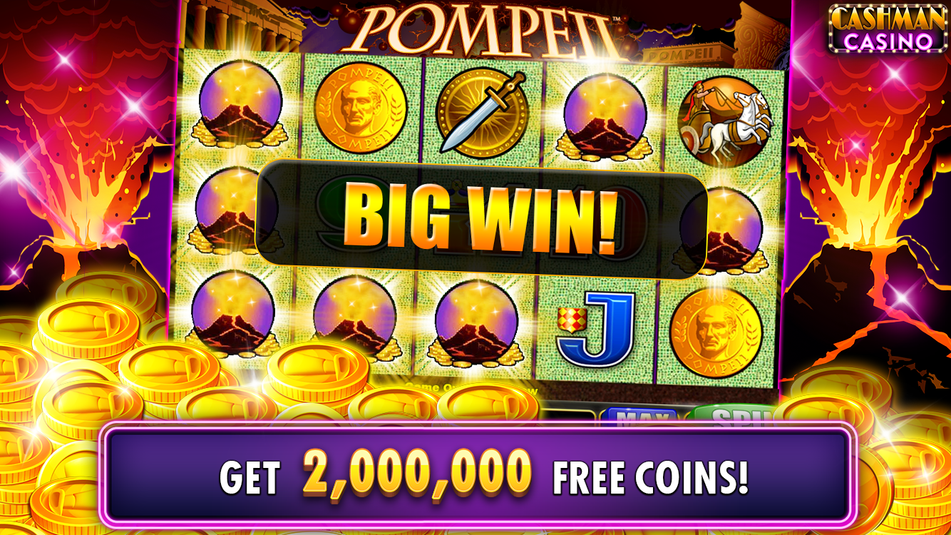 Cashman Casino - Free Slots- screenshot