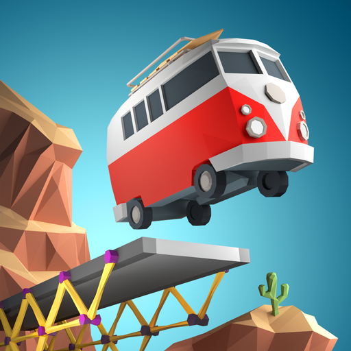 Poly Bridge APK Cracked Download