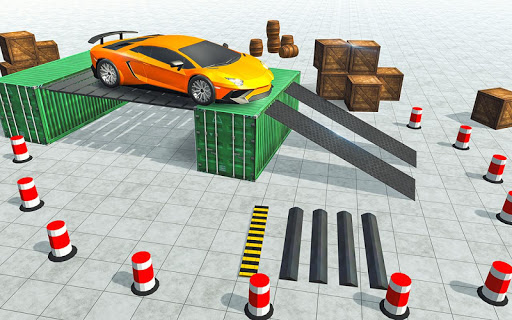 Car Parking eLegends: New Car Games androidiapk screenshots 1