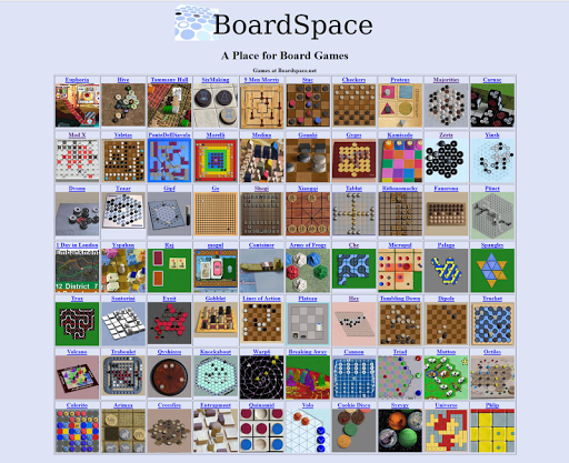 Boardspace.net  screenshots 4