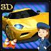 Dr driving 3: Free Car Driving Game Night Asphalt icon