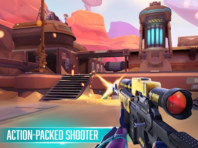 Rise: Shooter Arena Apk Download For Android and Iphone 6