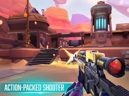 Rise: Shooter Arena Screenshot