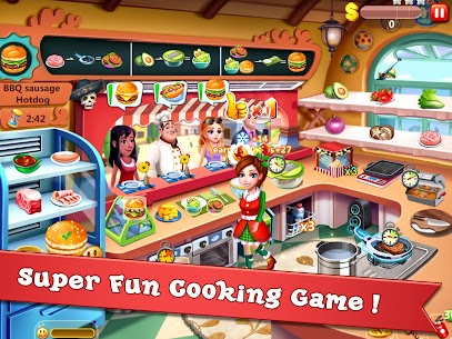 Rising Super Chef – Craze Restaurant Cooking Games 7