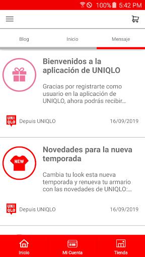 UNIQLO ES screenshot 3