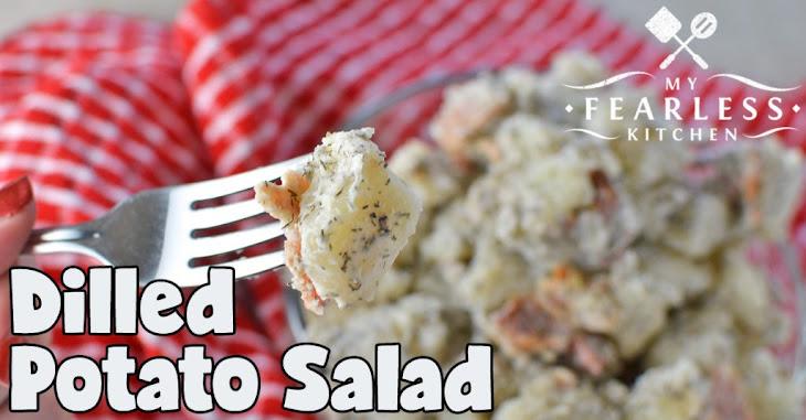 Dilled Potato Salad Recipe