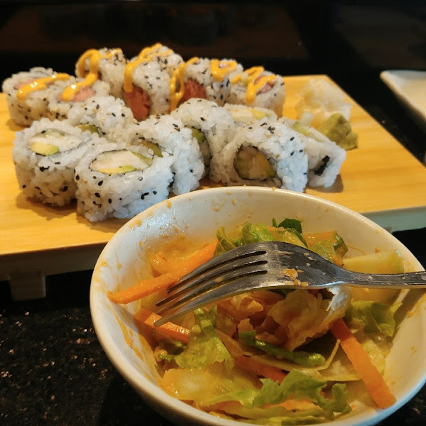 Gluten Free Sushi Restaurants in Raleigh, North Carolina ...