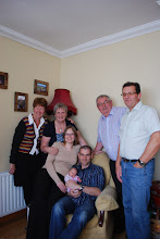 Photo: The Mack Junior and Senior and the Mas-Moury grand-parents