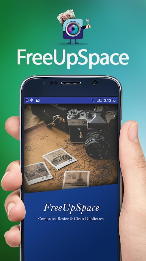 FreeUpSpace- screenshot