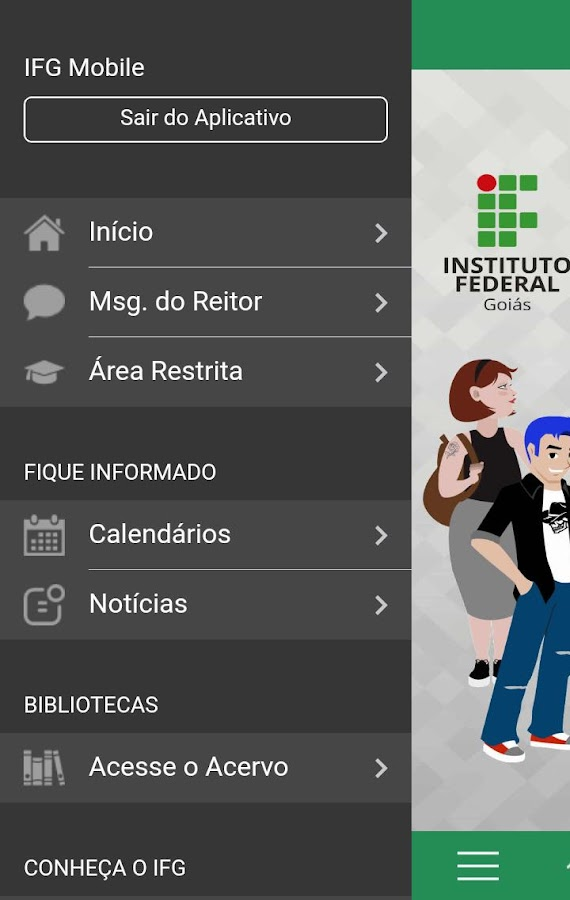 IFG Mobile- screenshot