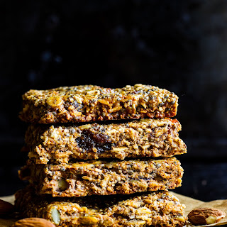 Puffed Amaranth Energy Bars