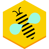 Hive Factory - Bee Games : Merge Honey Bee