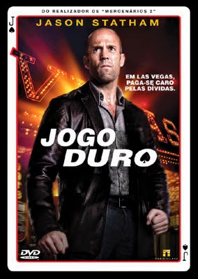 Filme Poster Jogo Duro DVDRip XviD Dual Audio & RMVB Dublado