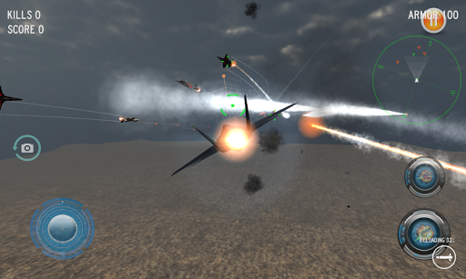 SKY FORCE WAR