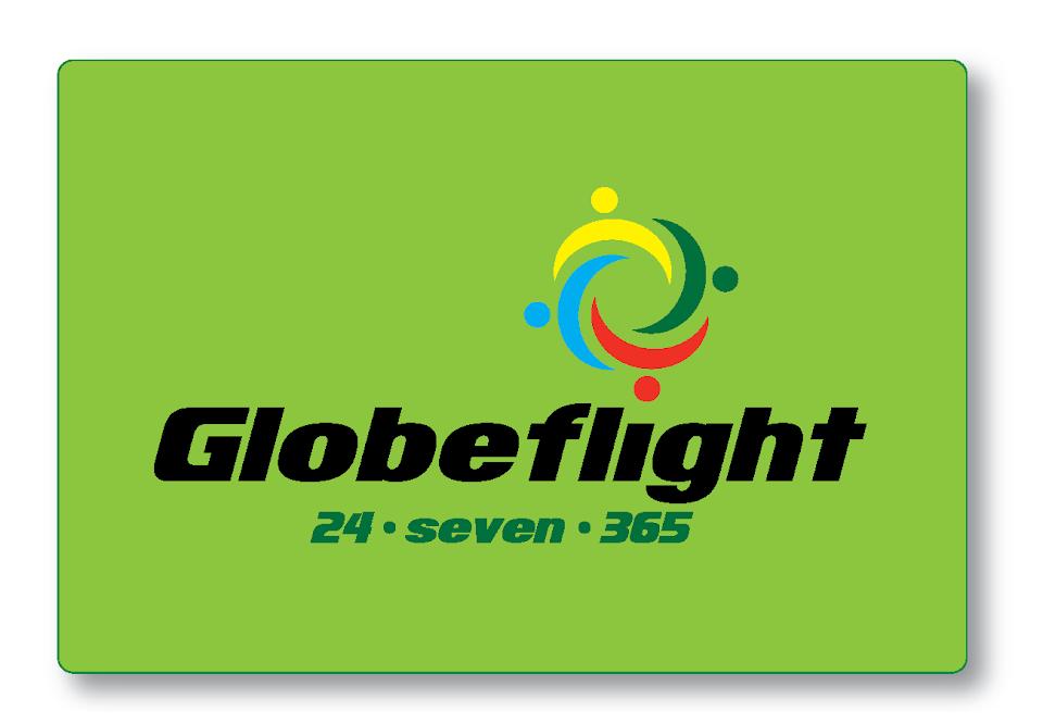 globeflight new logo