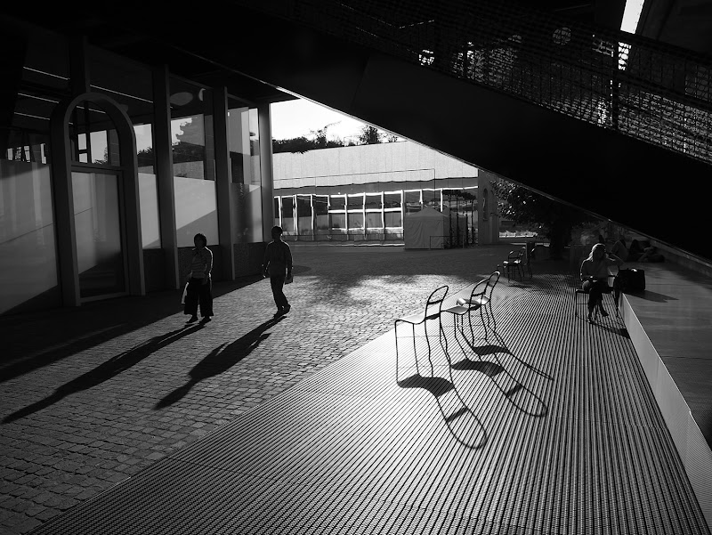 Shadows di Raffaello Merli