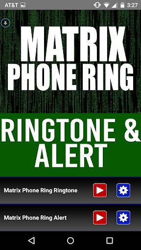 Matrix Phone Ring Ringtone