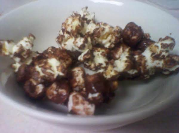 Chocolate Popcorn (allergy Friendly Snack)