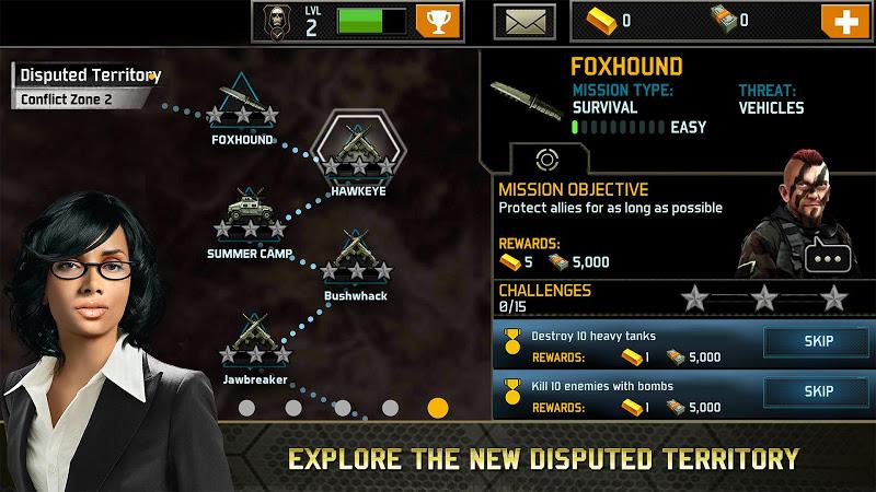 Drone Shadow Strike Screenshot 1