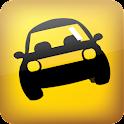 CarDispo: Taxi ride/Car rental icon