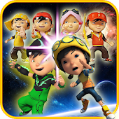 Super Hero Bo Boiboy Games