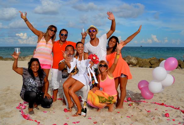 Sposi a Miami di Alessandra Botticelli