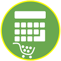 Gross profit margin calculator icon