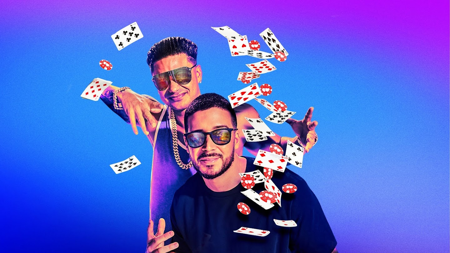 Watch Double Shot at Love With DJ Pauly D and Vinny live