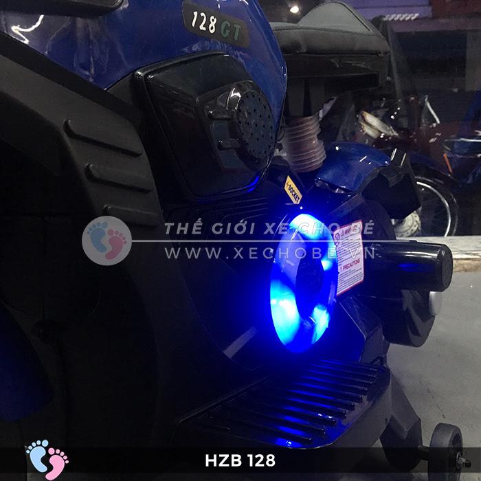 Xe máy điện cho bé HZB-128 GT 15