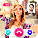 Random video chat: Live video call, Video Chat icon